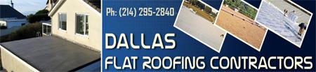 DallasFlatRoofContractor